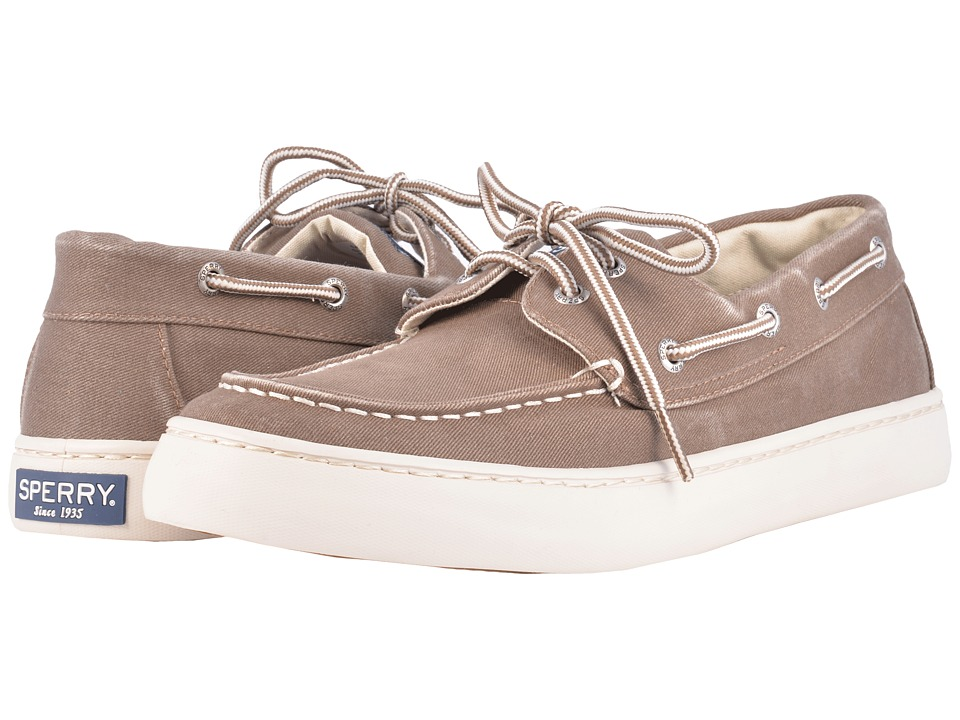Sperry - Cutter 2-Eye (Chocolate) Men's Shoes