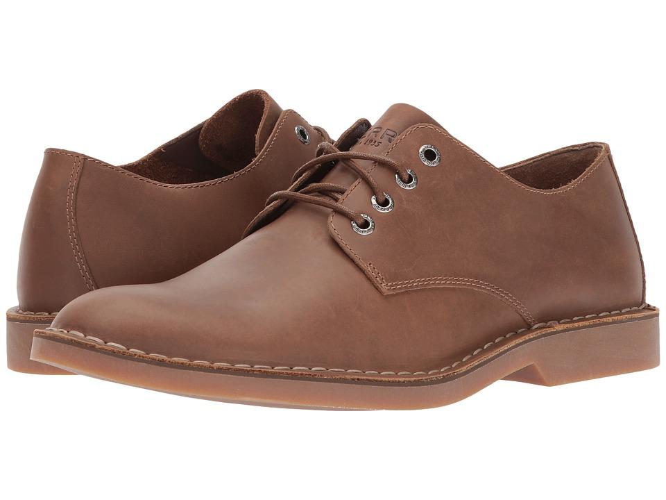 Sperry Harbor Oxford Plain Toe (Tan) Men