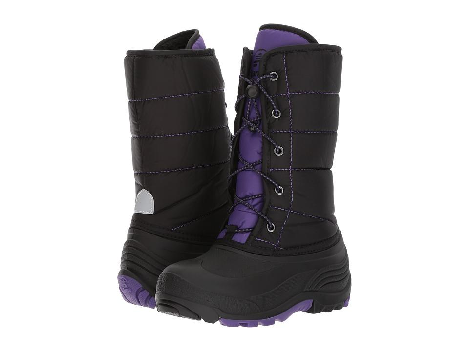 Kamik Kids Cady (Toddler/Little Kid/Big Kid) (Black) Girls Shoes
