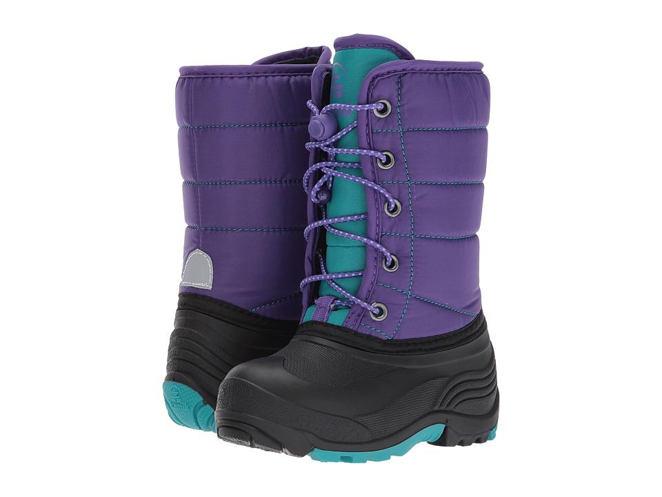 Kamik Kids Cady (Toddler/Little Kid/Big Kid) (Purple) Girls Shoes