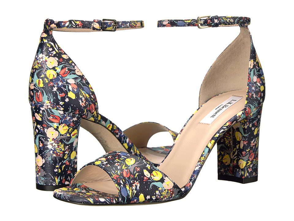 L.K. Bennett - Helena (Multi Printed Leather) High Heels