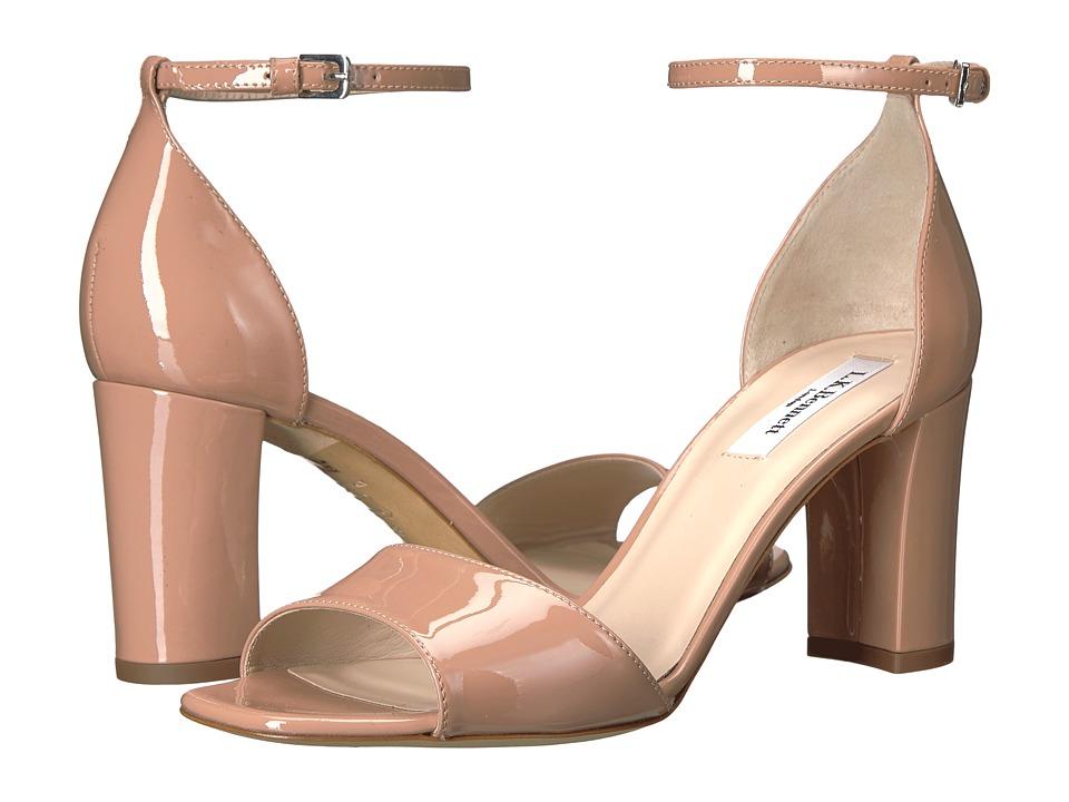 L.K. Bennett - Helena (Fawn Patent) High Heels