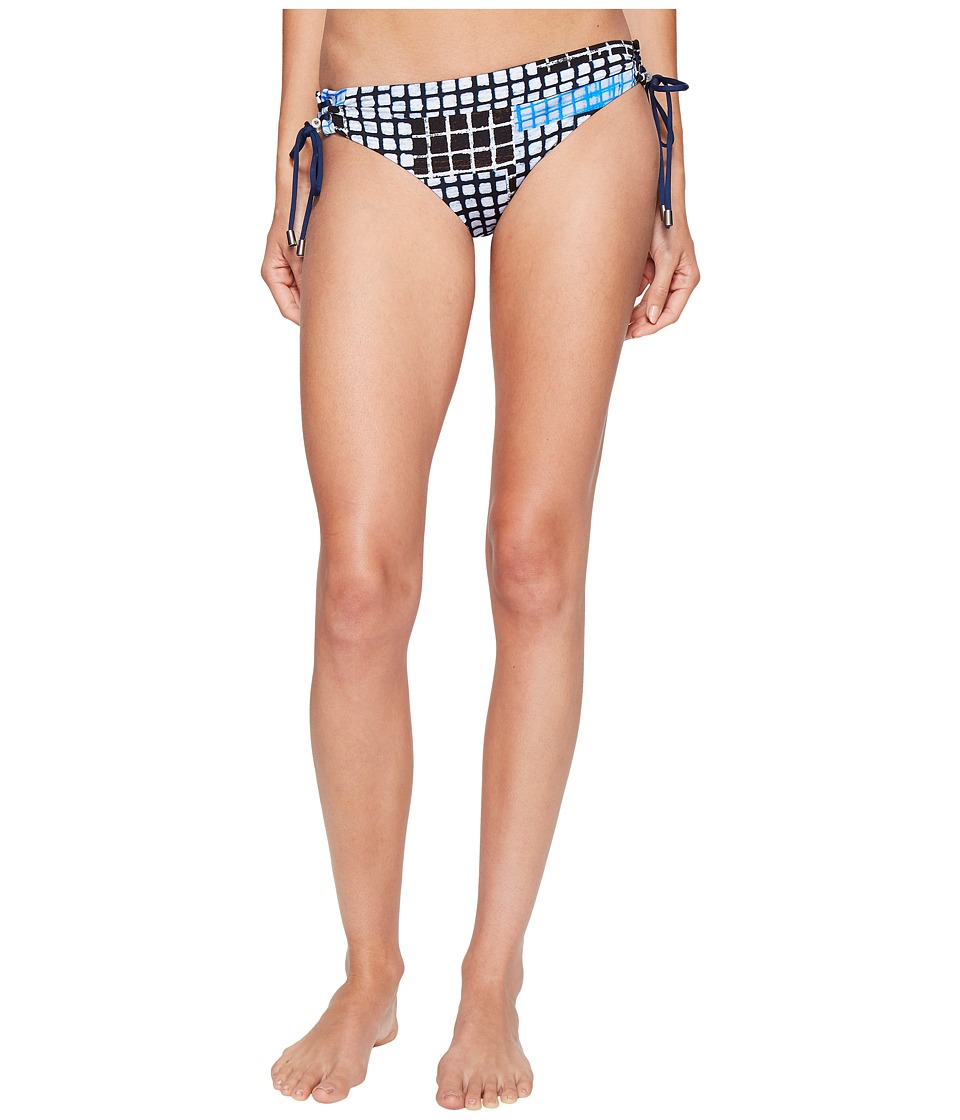 Dolce Vita Gridlock Bottom with Lace-Up Sides (Dusk) Women