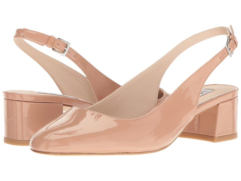 L.K. Bennett - Chloe (Fawn Patent) High Heels