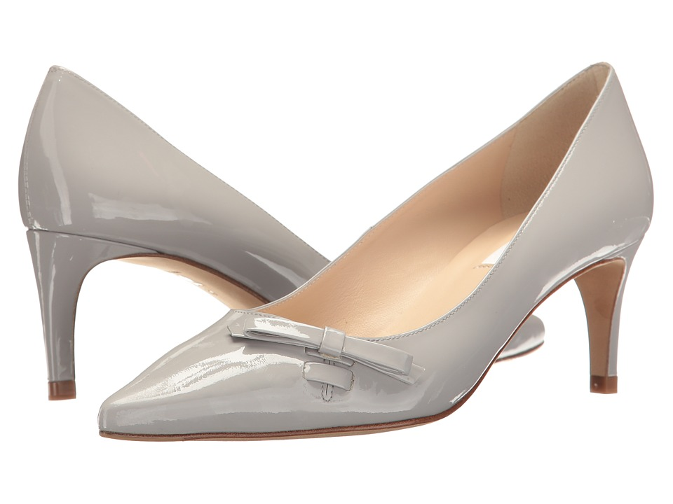 L.K. Bennett - Berenice (Mist Patent) Women's 1-2 inch heel Shoes