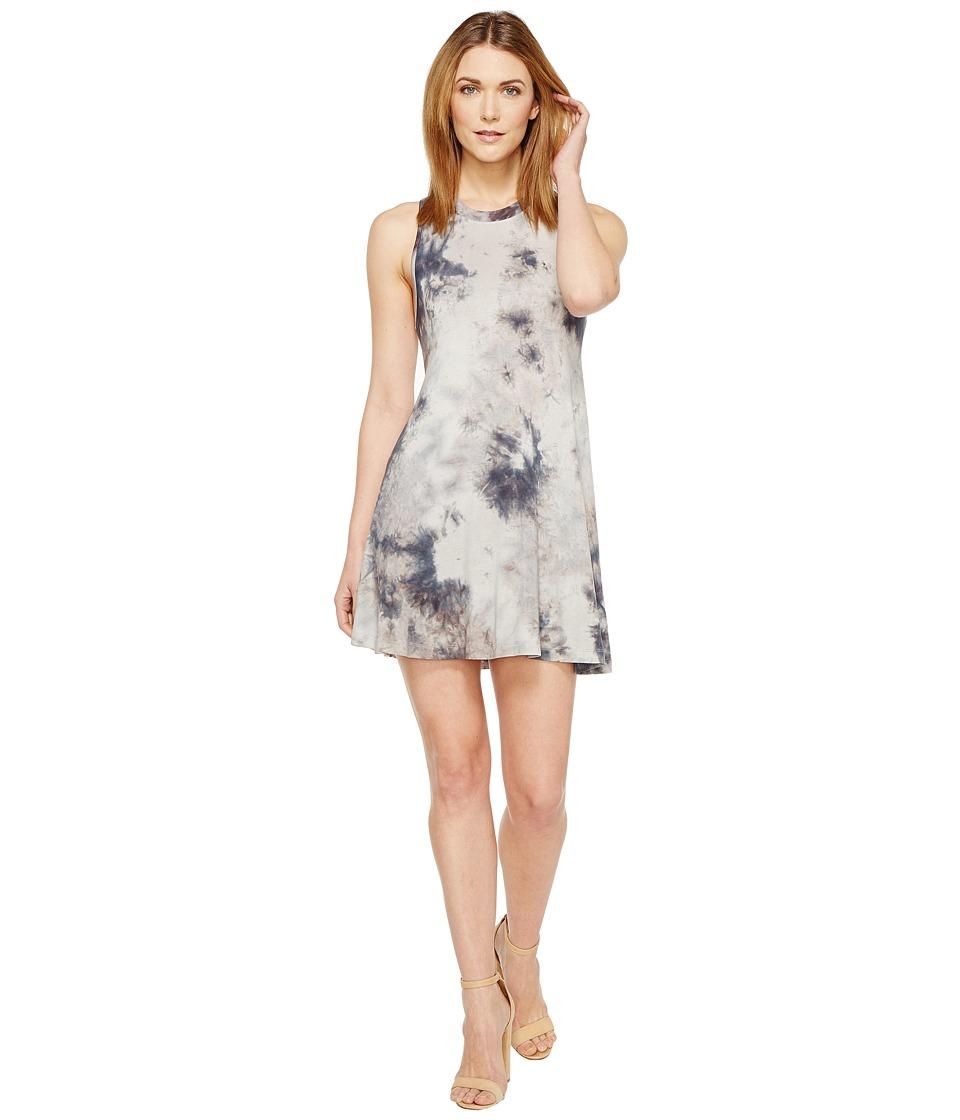 Culture Phit - Adara Sleeveless Cross-Back Dress (Teal) Women's Dress