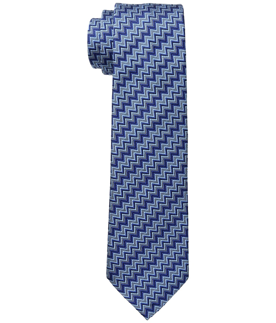 Missoni - CR7ASEU5896 (Blue) Ties