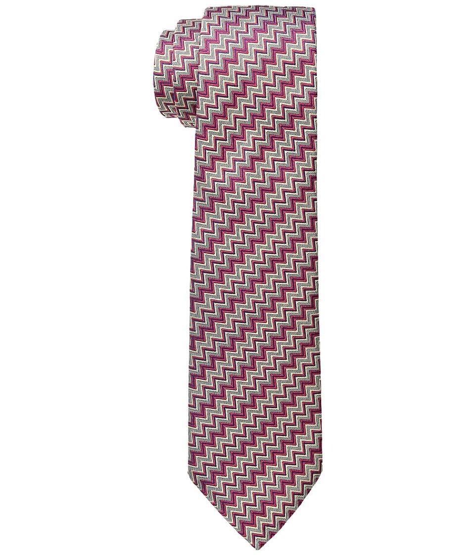 Missoni - CR7ASEU5896 (Pink) Ties