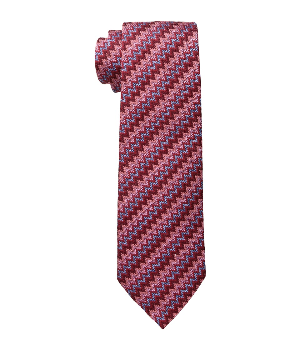 Missoni - CR8ASEU5905 (Red) Ties