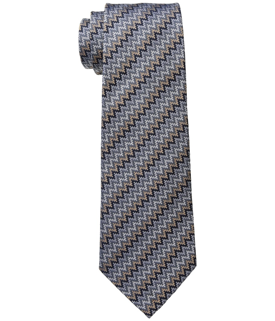Missoni - CR8ASEU5905 (Blue) Ties