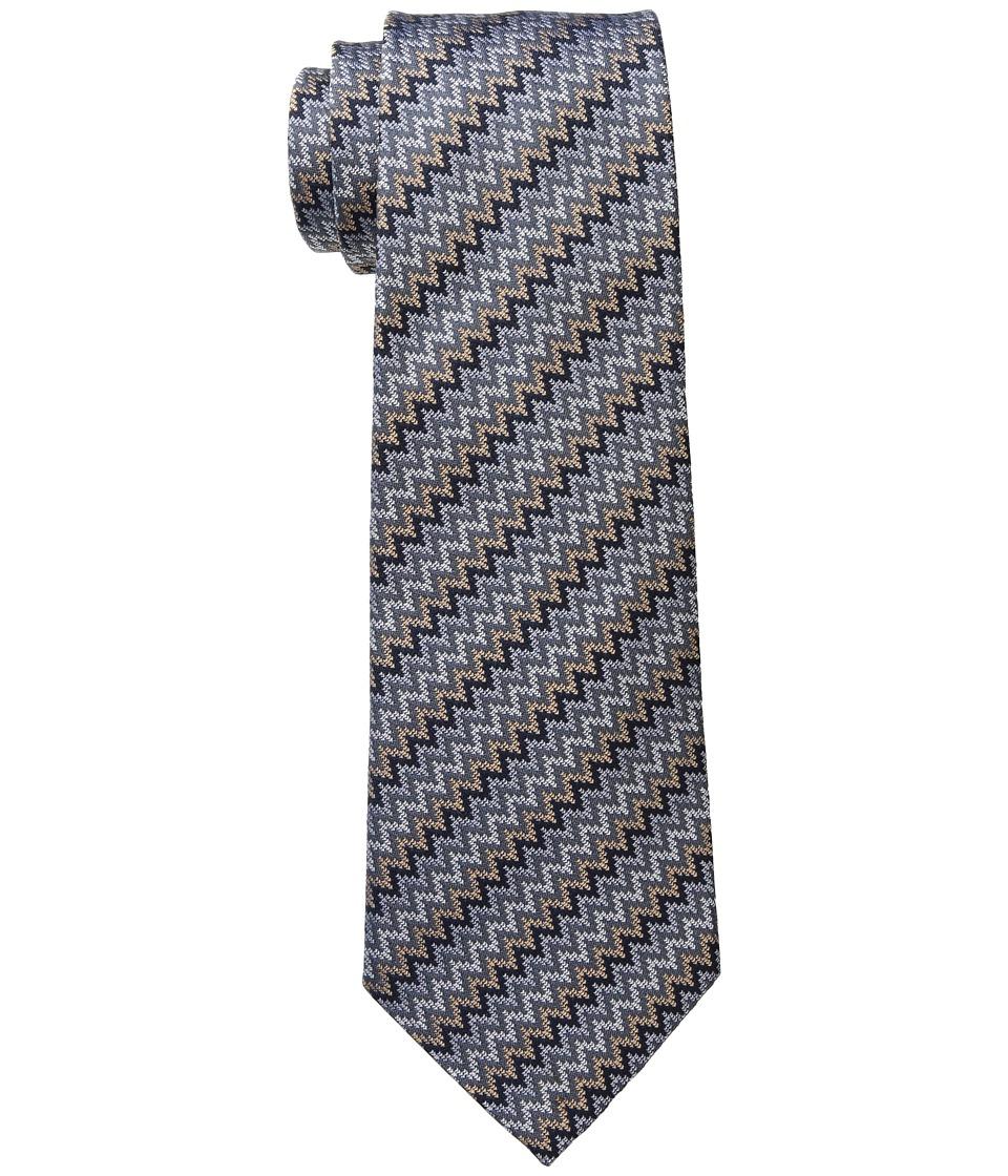 Missoni - CR8ASEU5905 (Blue) Ties