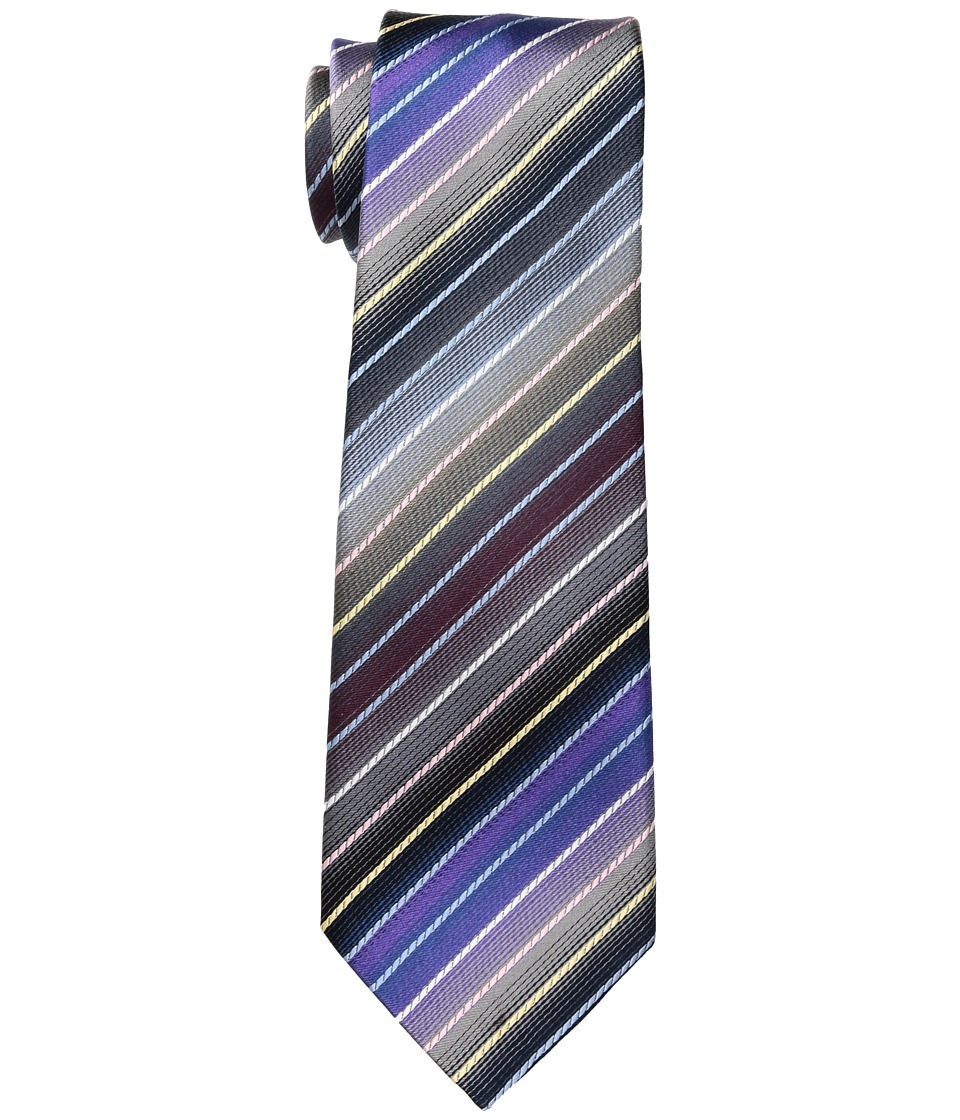 Missoni - CR8ASEU5921 (Multi Purple/Ombre) Ties