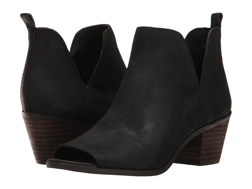 Lucky Brand - Barren (Black) Women's Shoes