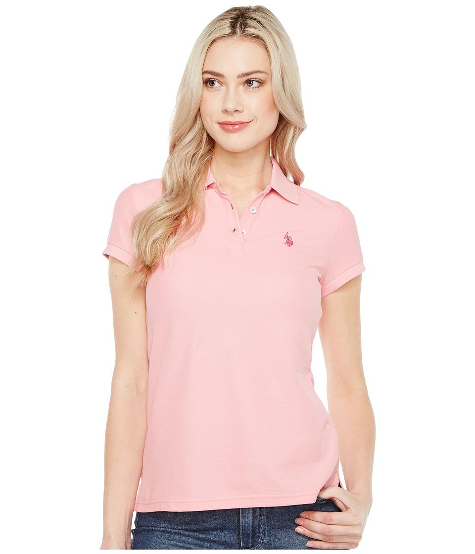U.S. POLO ASSN. - Ultimate Polo (Geranium Pink) Women's Clothing