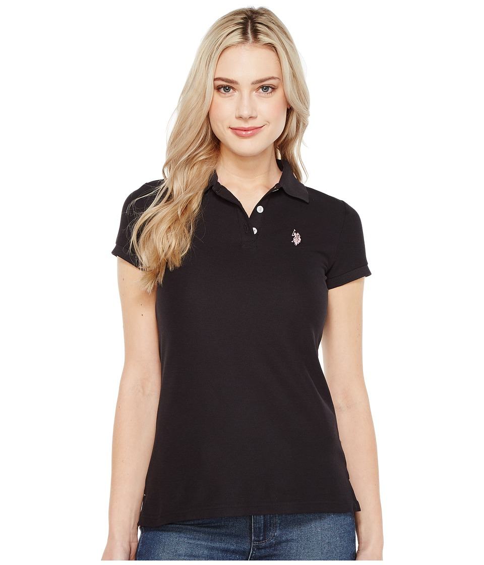 U.S. POLO ASSN. - Ultimate Polo (Anthracite) Women's Clothing