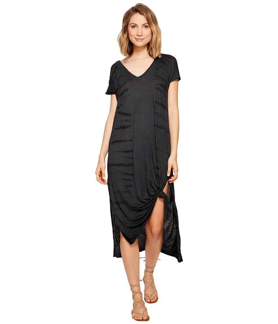Amuse Society Lady Bay Dress (Charcoal) Women