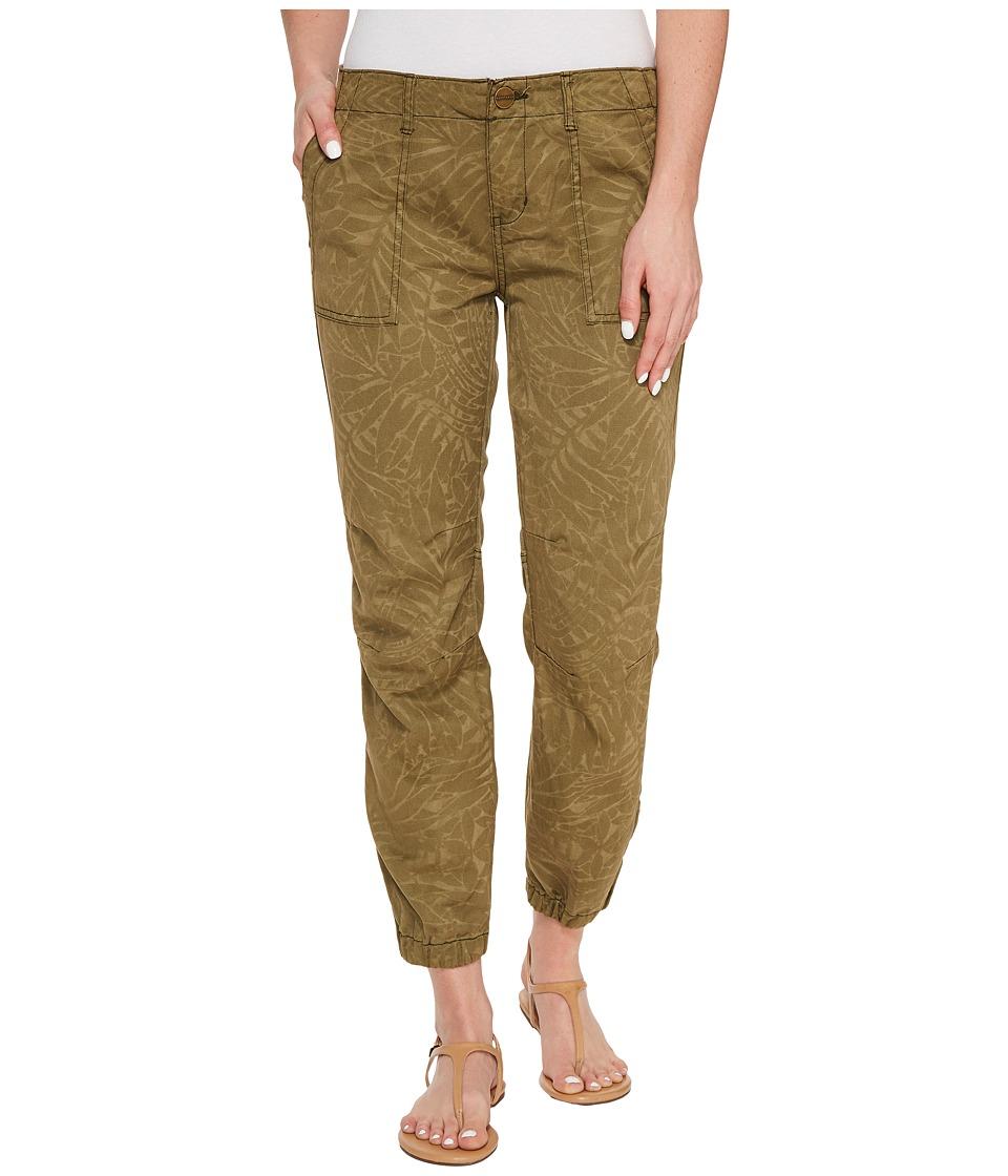 Sanctuary - Peace Trooper Pants (Palmaflage) Women's Casual Pants