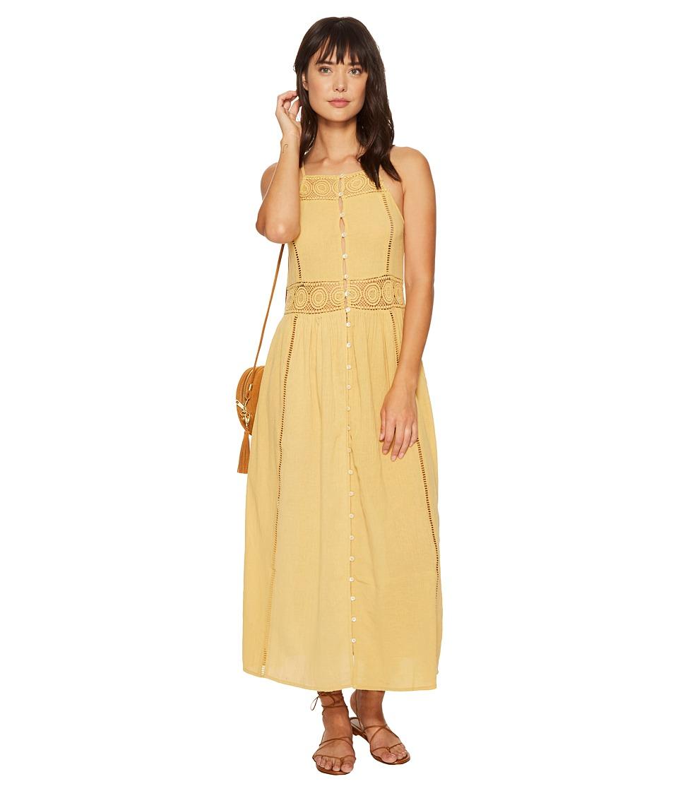 Amuse Society - Pria Dress (Vintage Gold) Women's Dress