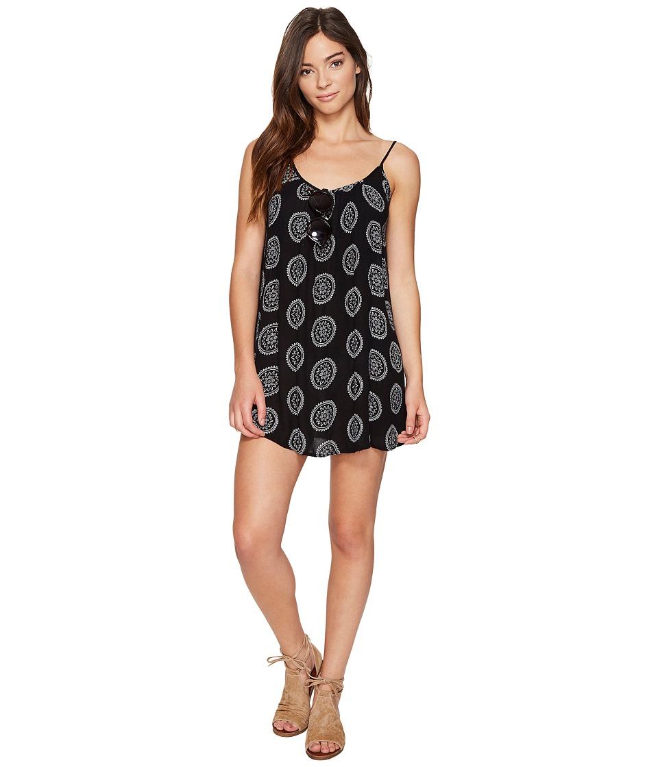 Amuse Society Lovette Dress (Black) Women