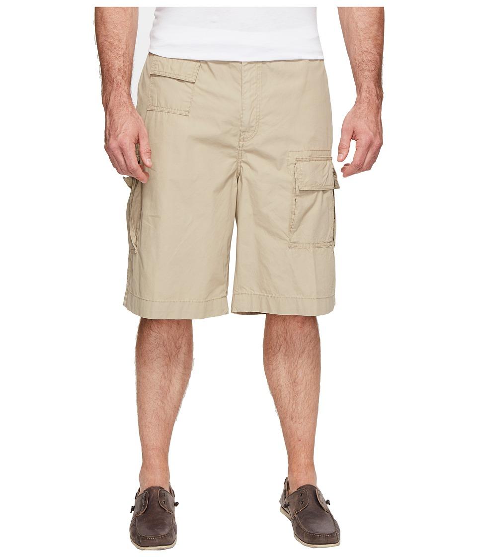 Nautica Big & Tall - Big Tall Navagator Cargo Shorts (Beach Sand) Men's Shorts