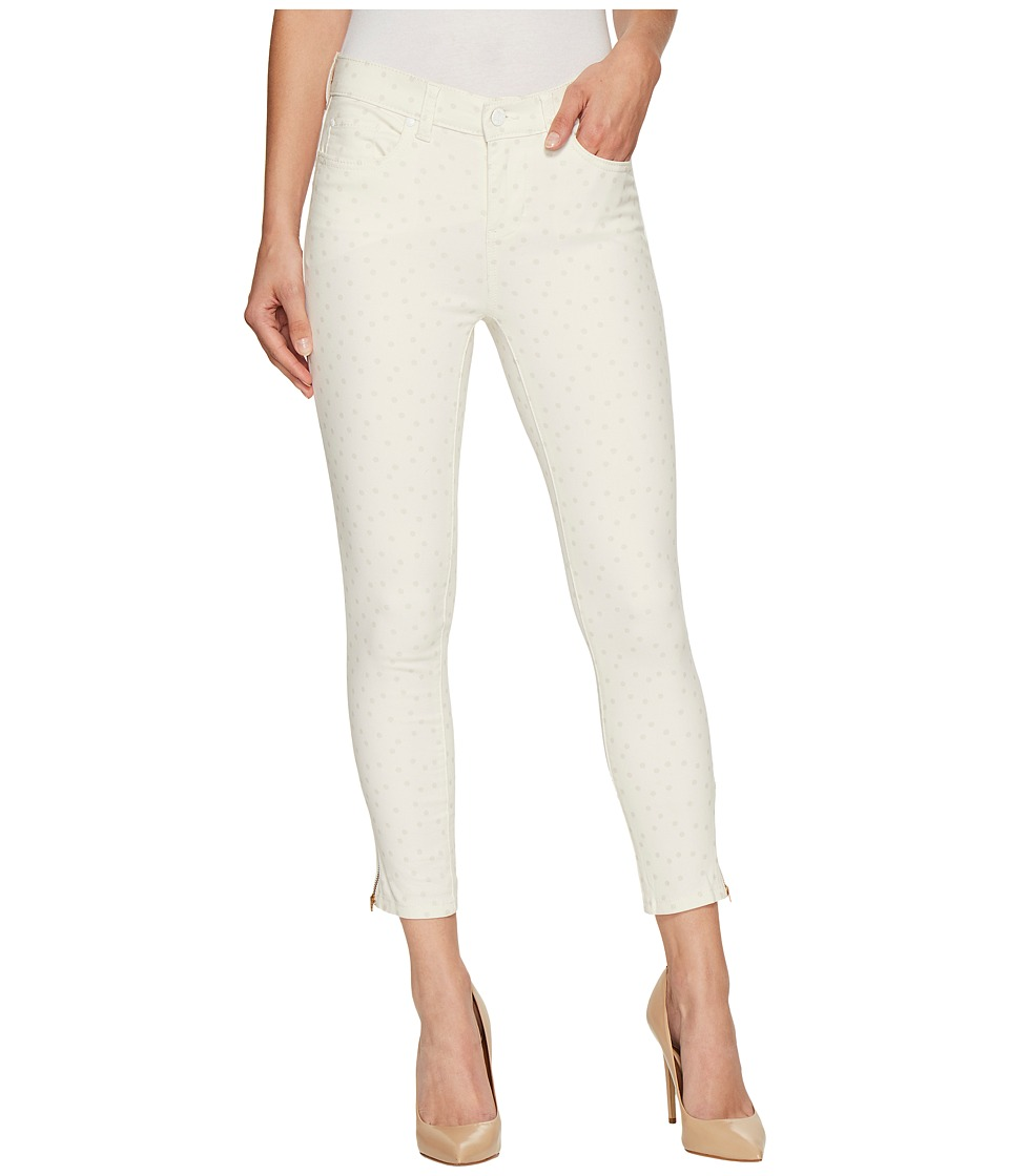 U.S. POLO ASSN. - Darlington Skinny Ankle Jeans in Snow White (Snow White) Women's Jeans
