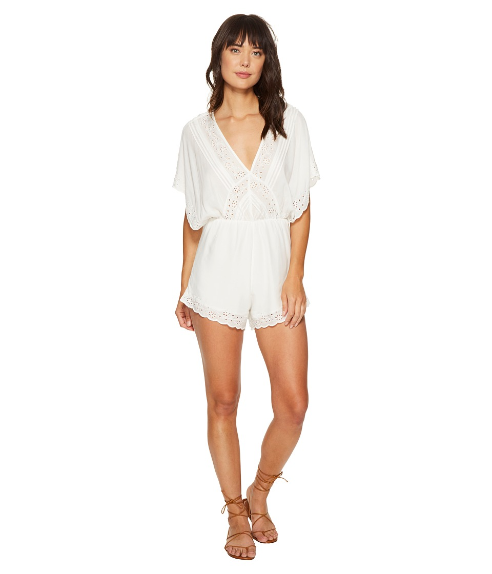 Amuse Society - Anderson Romper (Casa Blanca) Women's Jumpsuit & Rompers One Piece