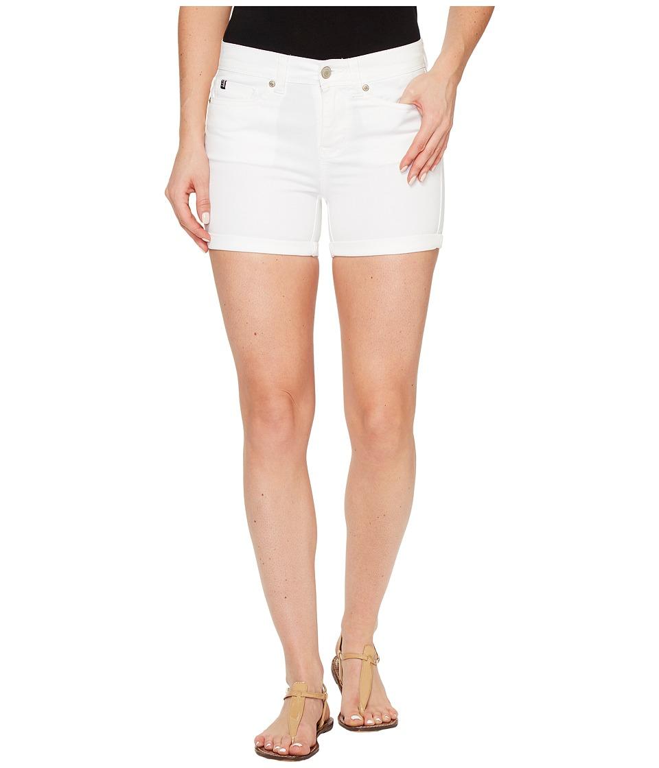 U.S. POLO ASSN. - Classic Shorts (Optic White) Women's Shorts