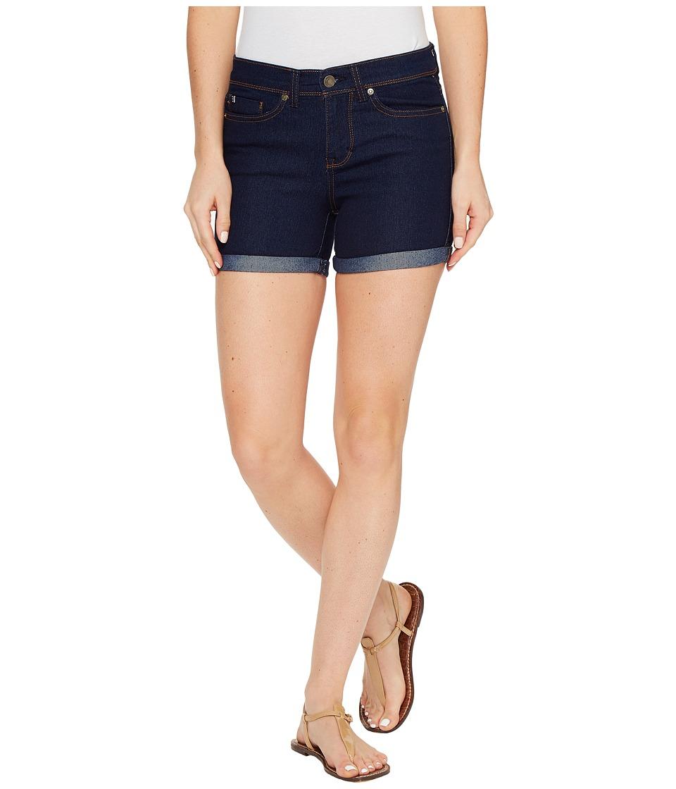 U.S. POLO ASSN. - Classic Shorts (Indigo Rinse) Women's Shorts