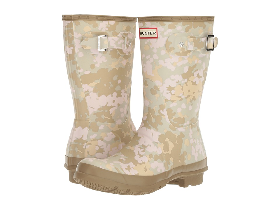 Hunter Original Short Flecktarn Camo (Pale Sand) Women