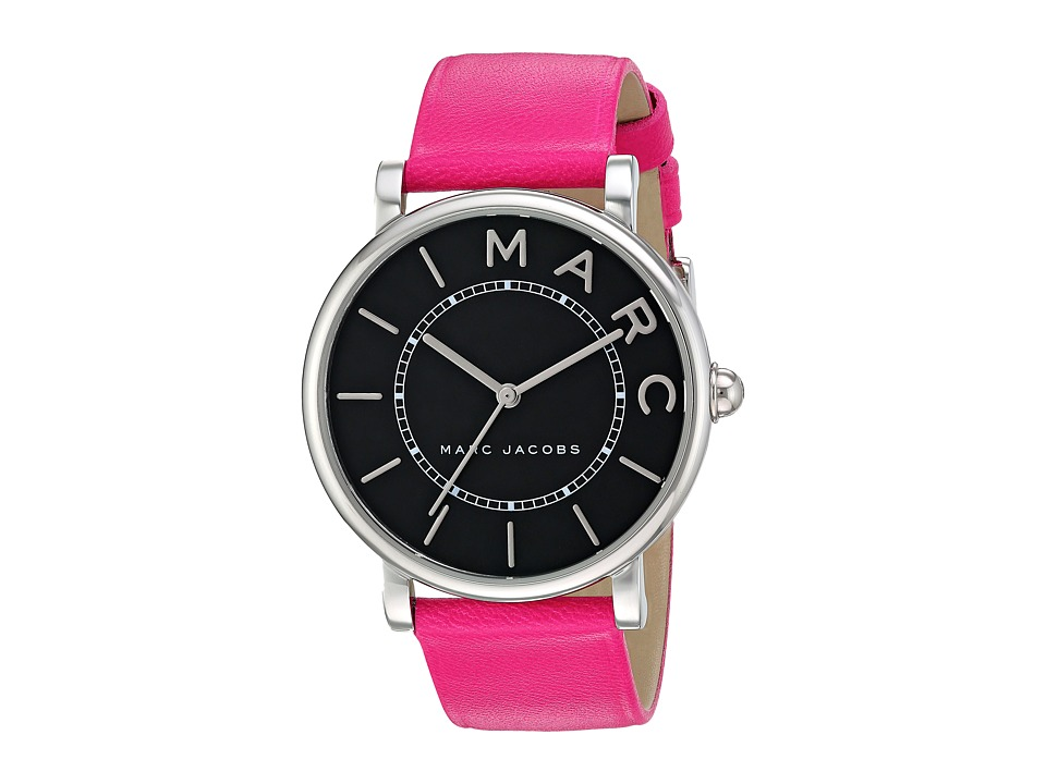Marc by Marc Jacobs - Roxy - MJ1535 (Black/Fuchsia) Watches