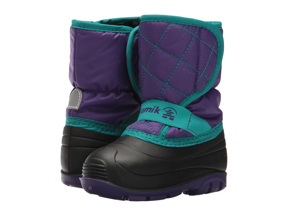 Kamik Kids Pika2 (Toddler) (Purple) Girl's Shoes