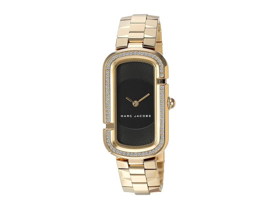 Marc by Marc Jacobs - The Jacobs - MJ3532 (Gold/Black) Watches