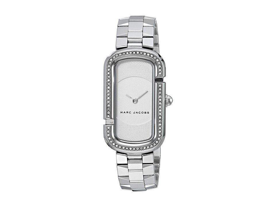 Marc Jacobs - The Jacobs - MJ3531 (Silver) Watches