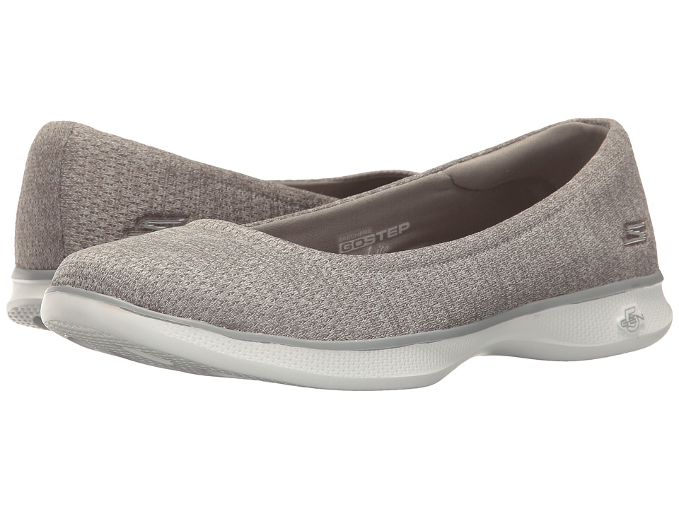 SKECHERS Performance Go Step Lite Evoke (Gray) Women