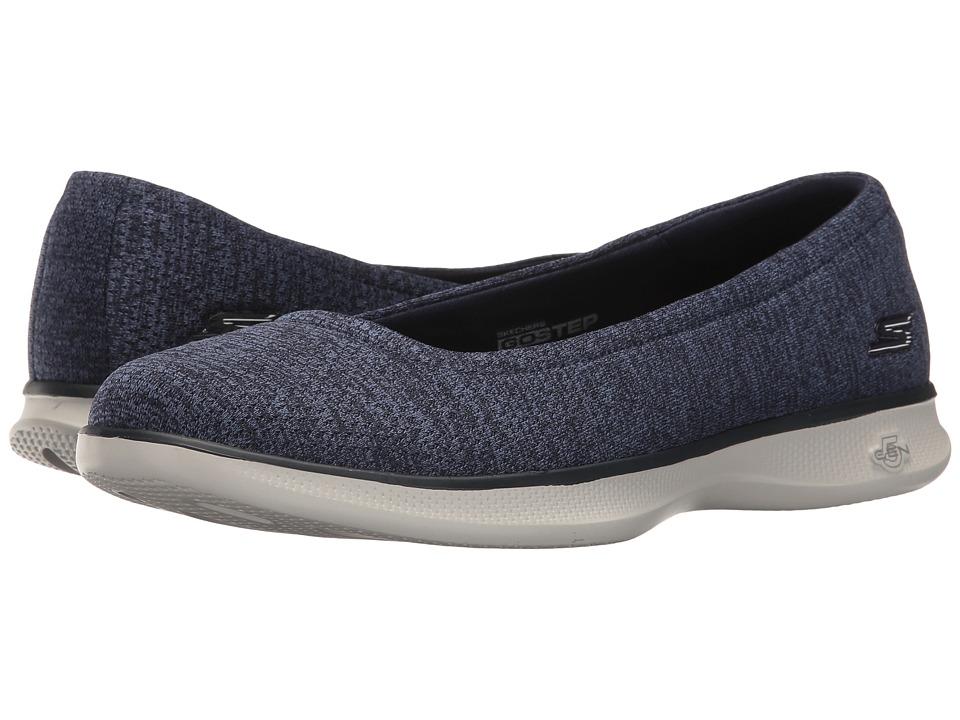 SKECHERS Performance - Go Step Lite - Evoke (Navy) Women's Shoes