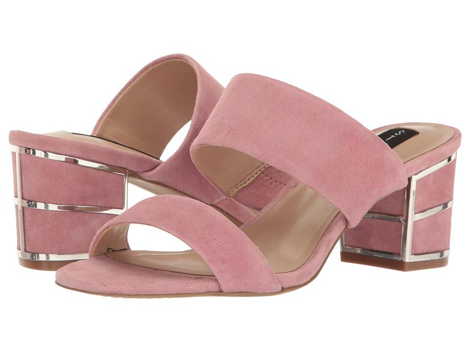 Steven - Siggy (Pink Suede) Women's Shoes