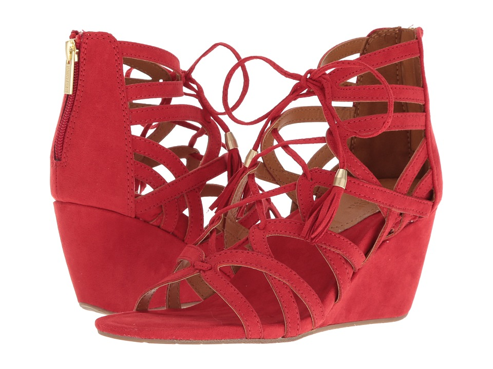 Kenneth Cole Reaction - Cake Pop (Red) Women's Wedge Shoes