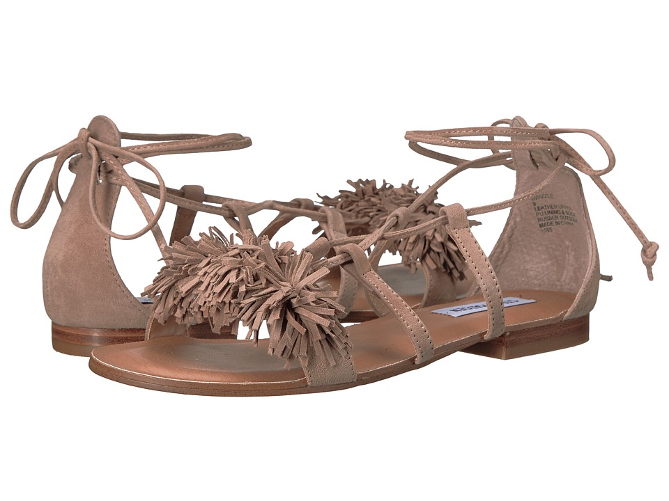 Steve Madden - Swizzle (Blush Suede) Women's Shoes