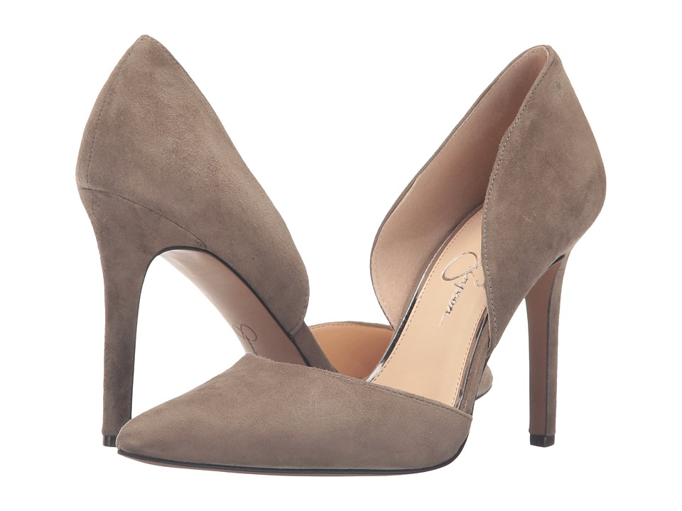 Jessica Simpson Cenya (Olive Taupe) Women