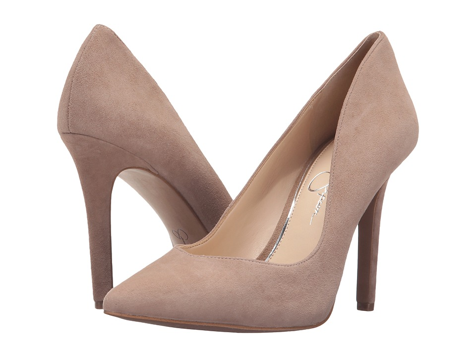 Jessica Simpson - Cylvie (Totally Taupe) Women's Shoes