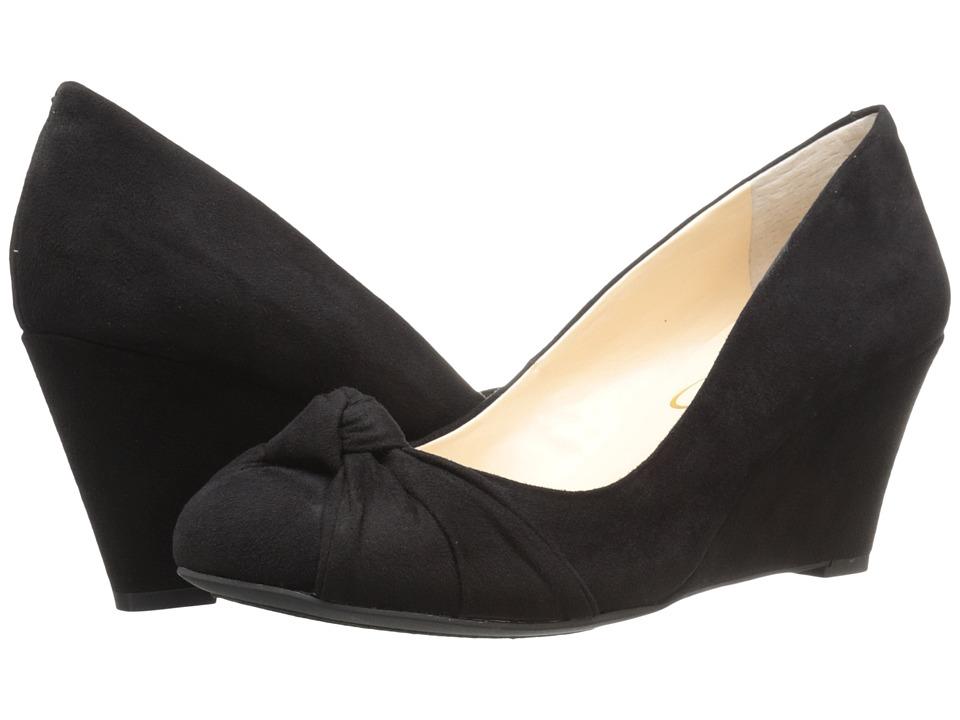Jessica Simpson - Siennah (Black) Women's Shoes