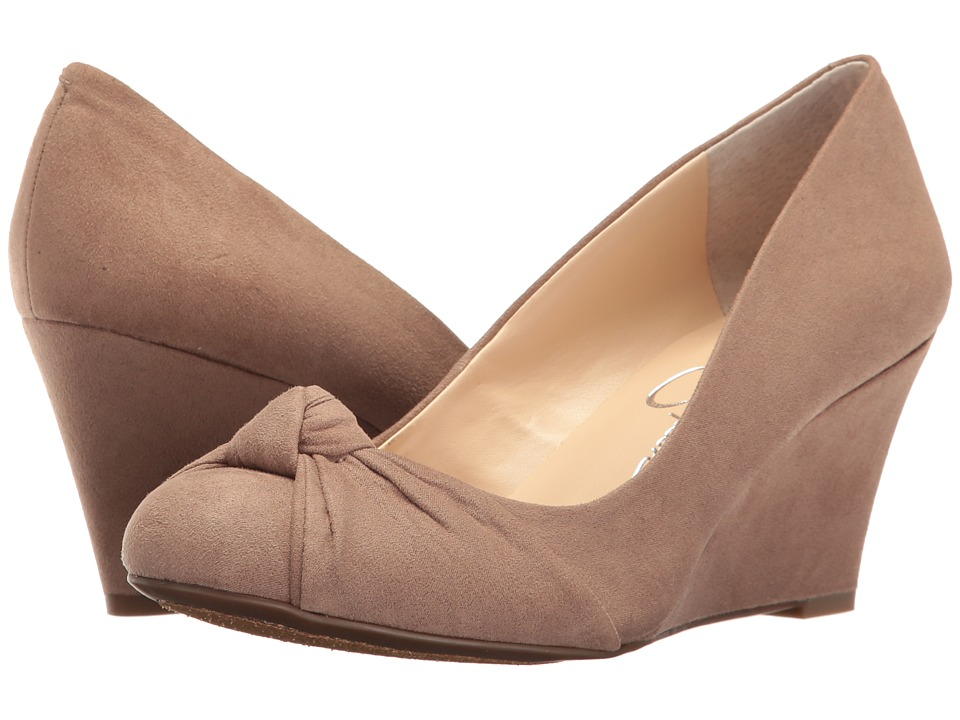 Jessica Simpson - Siennah (Warm Taupe) Women's Shoes