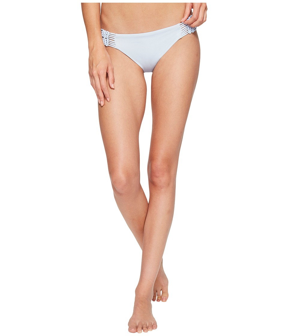 Dolce Vita Solids Bottom with Macrame Side Inserts (Cloud) Women