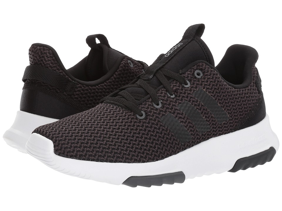 adidas - Cloudfoam Racer TR (Black/White) Men's Running Shoes