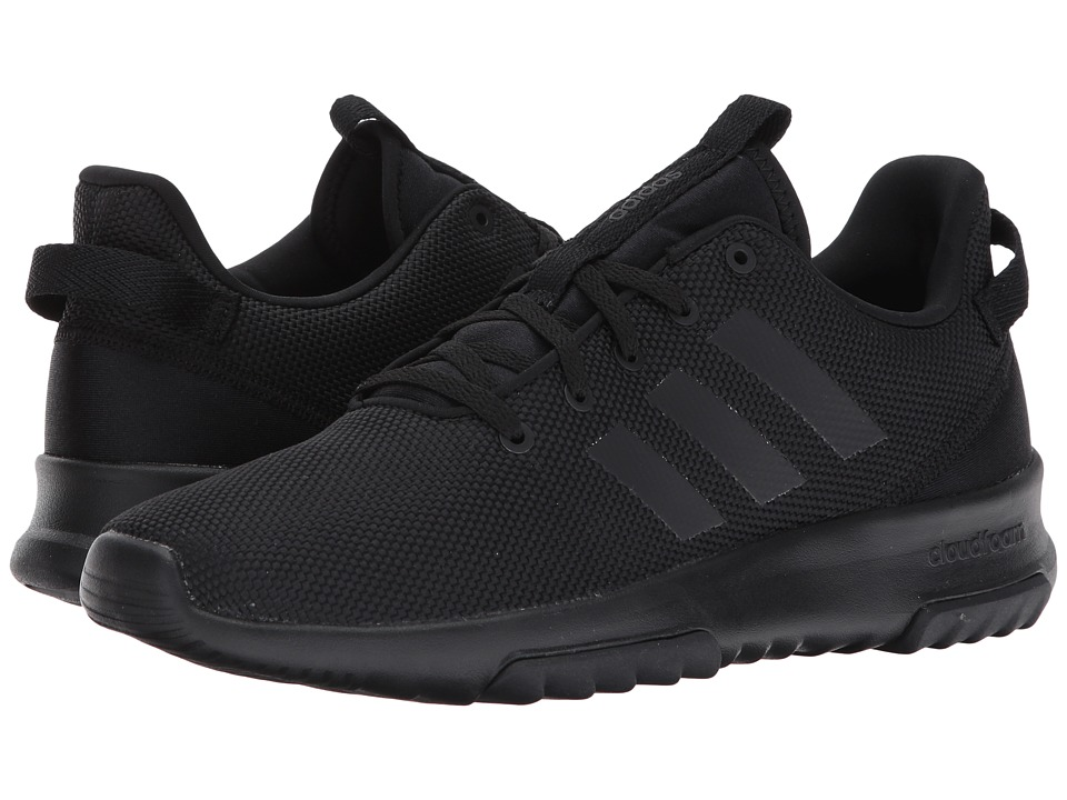 adidas - Cloudfoam Racer TR (Black/Running White) Men's Running Shoes