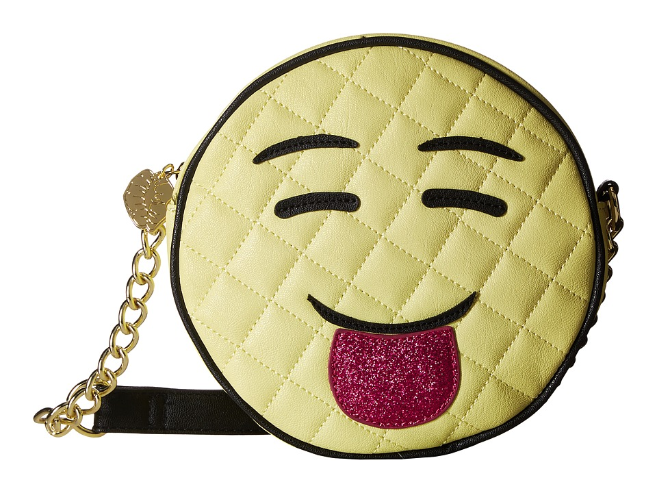 Luv Betsey - Laughs Kitch Canteen (Yellow) Handbags