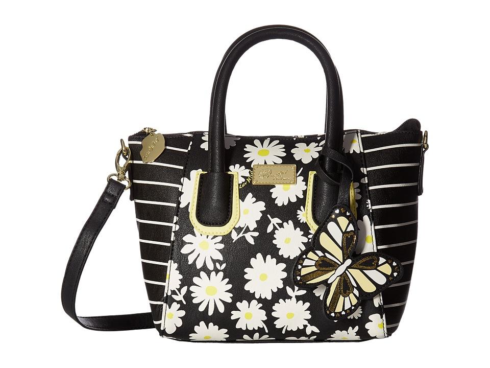 Luv Betsey - Giyaa Mini Satchel (Floral) Satchel Handbags