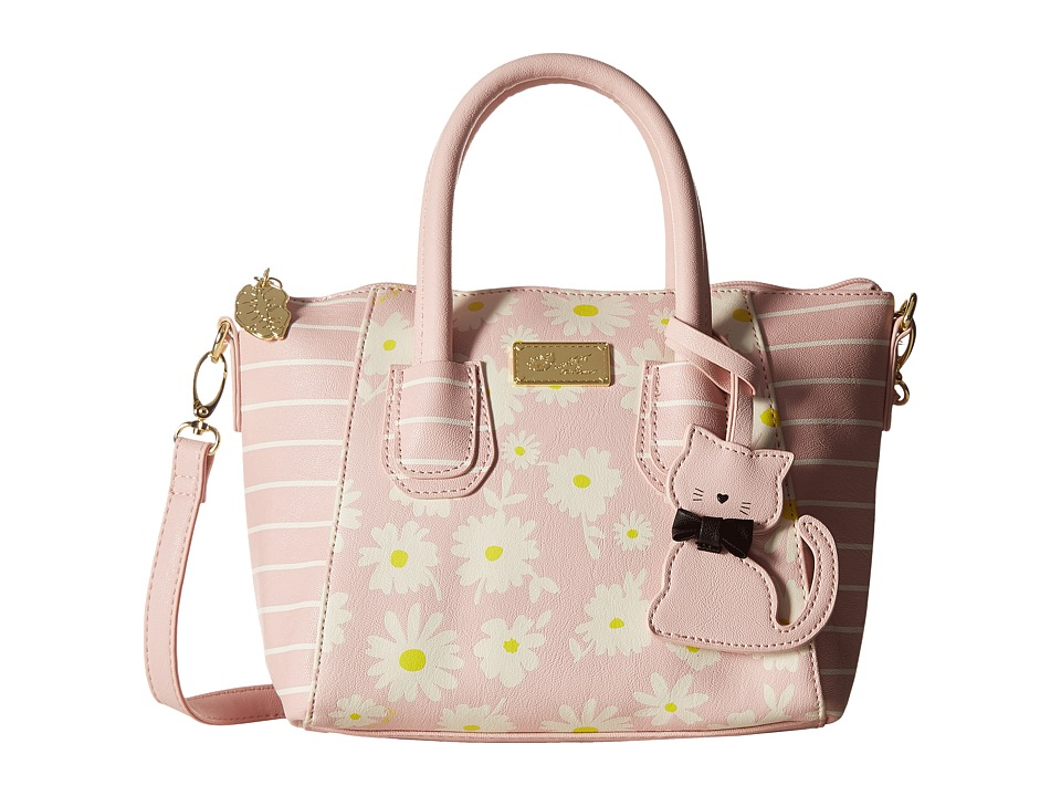 Luv Betsey - Giyaa Mini Satchel (Blush 1) Satchel Handbags