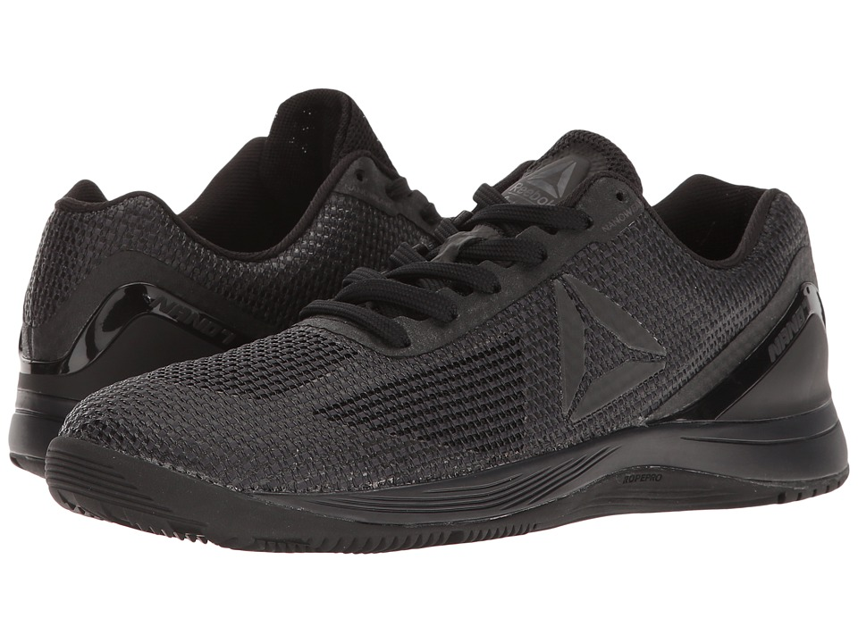 Reebok Crossfit(r) Nano 7.0 (Lead/Black/Black) Women