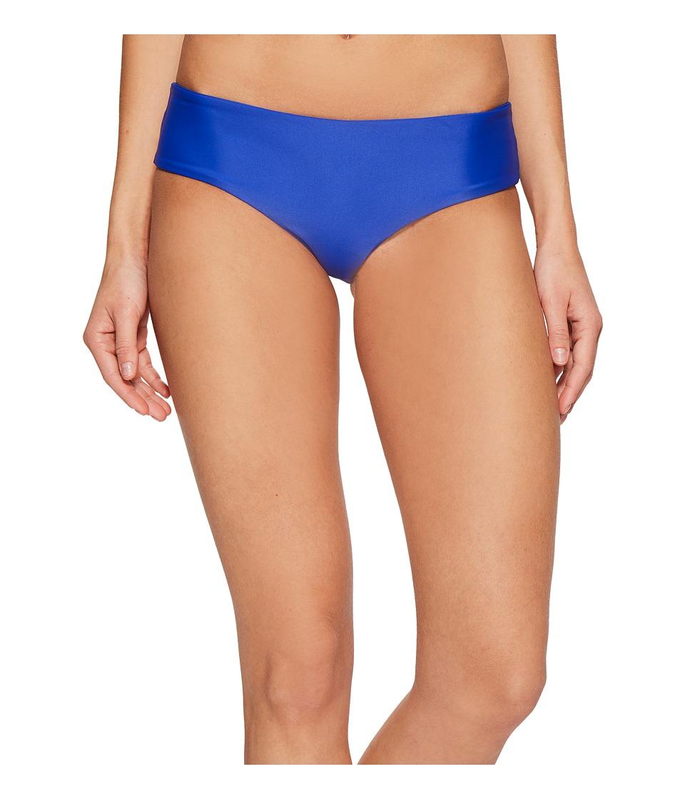 MIKOH SWIMWEAR - Bondi Cheeky Bottom (Electric Eel) Women's Swimwear